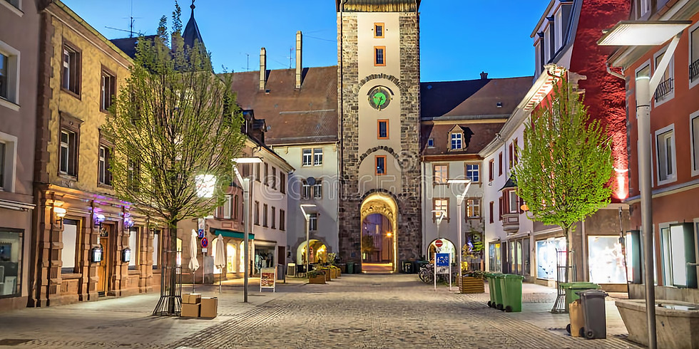 Trailworkshop in Villingen @ Deutschland