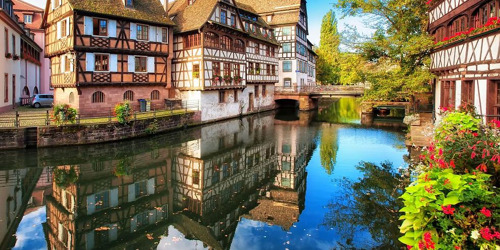 Trailworkshop in Colmar, Sélestat & Eugisheim @ Frankreich