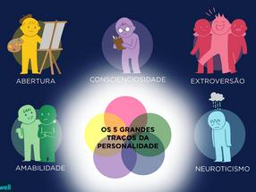 Conheça os 'Big 5' da personalidade