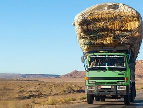 Excesso de carga: aumentos dos custos operacionais e risco à segurança no trânsito