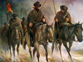 Revolução Farroupilha - ideais de liberdade traçados à sombra de um cipreste