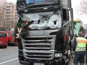 Sistema de freios de emergência salvou vidas no atentado de Berlim