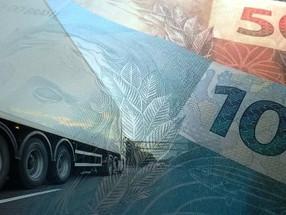 Estudos do DECOPE indicam que para o TRC a esperada recuperação do valor do frete rodoviário de carg