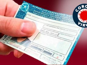 Covid-19: Contran suspende prazos para serviços do Sistema Nacional de Trânsito