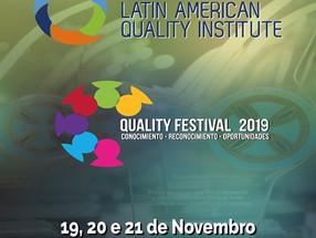 Grupo Farrapos recebe o LATIN AMERICAN QUALITY AWARDS 2019 por seu compromisso com a Qualidade e Res
