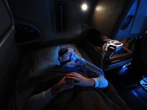 Semana Nacional do Sono – os perigos da Apneia do Sono para os caminhoneiros