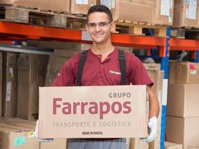 Grupo Farrapos no Top do Transporte 2016
