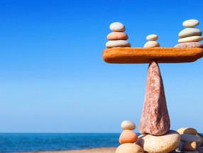 A importância do equilíbrio para uma vida harmoniosa e saudável