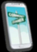 Community Corner phone app