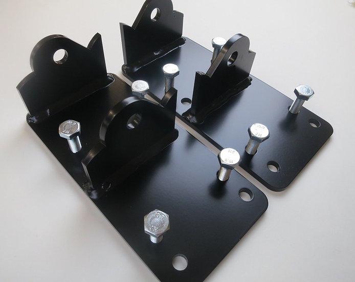 LS LSX Engine swap conversion adapter plate engine mounts