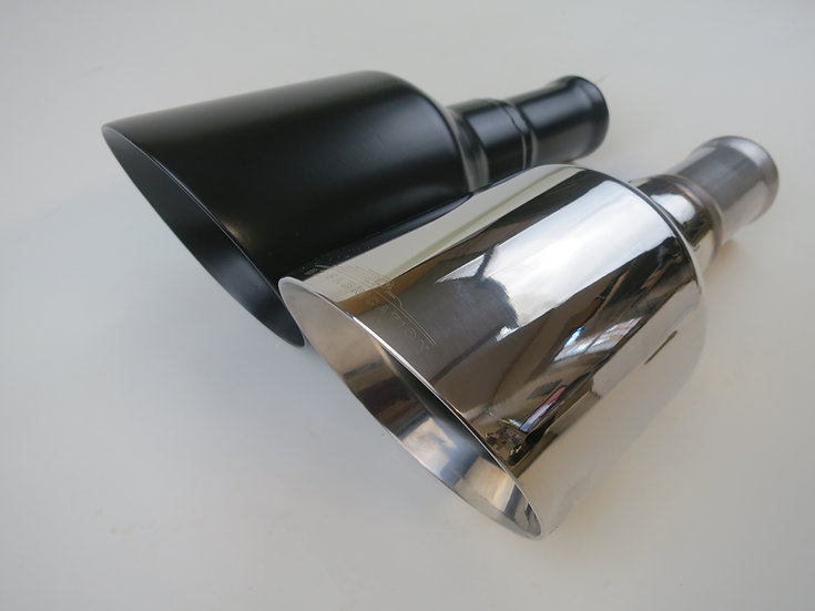 """2008-2021 Ram Stainless steel 5"""" exhaust tips"""