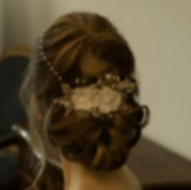 Tiara para Noiva - Flor