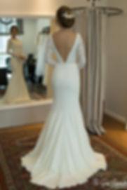 Vestido de Noiva Brenda - Atelier LUIT.j