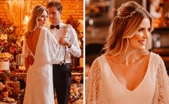 Vestido de Noiva - Linha White (2)