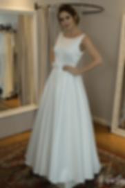Vestido de Noiva Catarina - Atelier LUIT