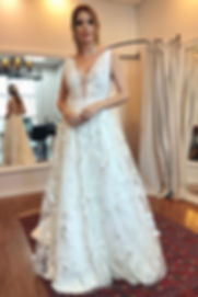 Vestido de Noiva Lorena - Atelier LUIT.j