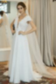 Vestido de Noiva Isadora - Atelier LUIT.