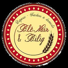 Logo Blé Noir & Bilig, traiteur crêperie, galette, crêpes