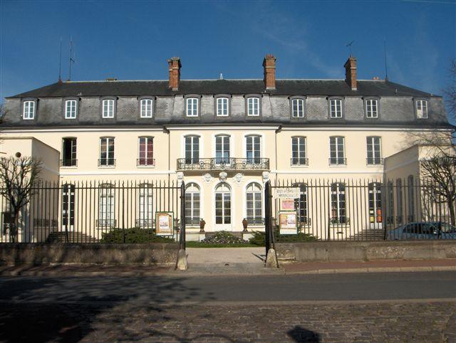 Le château Chanorier