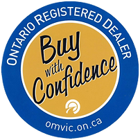 Ontario Registered Dealer Logo