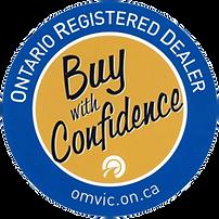 Ontario Registered Dealer Logo