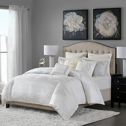Hollywood Glam Comforter Set by Madison Park Signature
