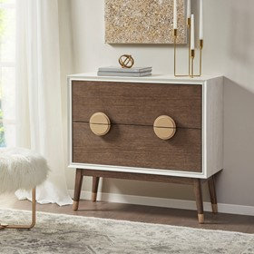 Caterina 2-Drawer Accent Chest by Madison Park