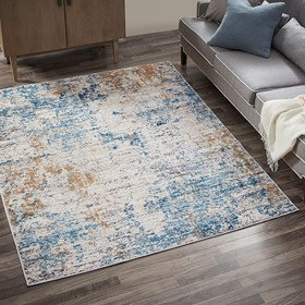 Newport Pegasus Abstract Area Rug by Madison Park