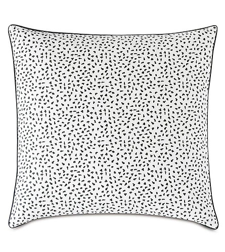 Camden Speckled Decorative Pillow By Eastern Accents
