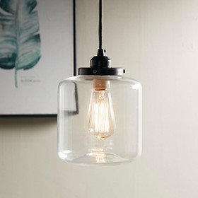 Oslo Single Pendant by INK+IVY