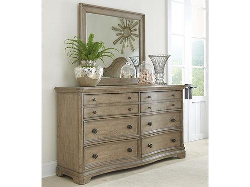 Corrine 6 Draw Dresser By Riverside Furniture