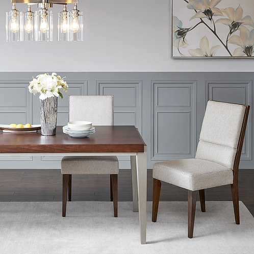 Vandyke Dining Side Chair (Set of 2) By Madison Park Signature