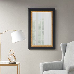 Emmerson Rectangle Accent Mirror by Martha Stewart