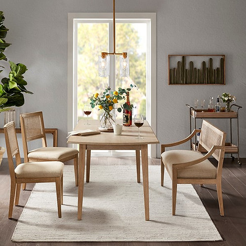 Kelly Rectangle Dining Table By Ink & Ivy