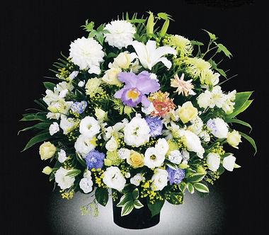 供花 アレンジ(ホワイトグリーン)15,000-1.jpg