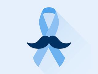 Novembro azul prevenção da Saúde do homem