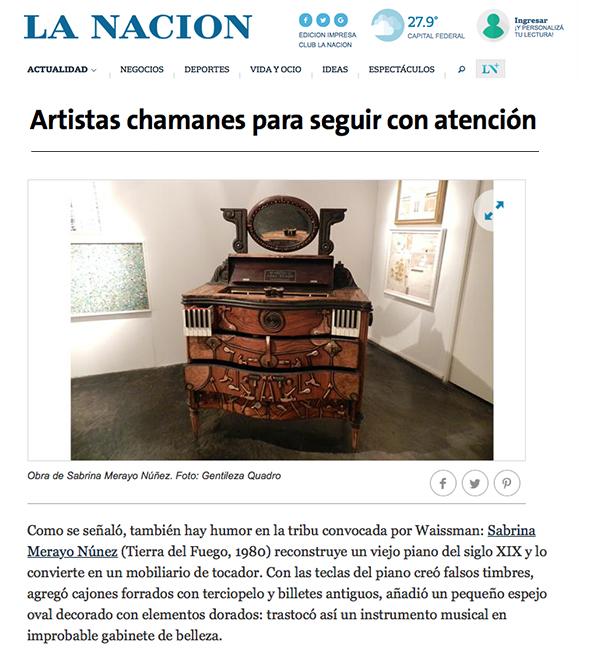 DIARIO LA NACION / IDEAS