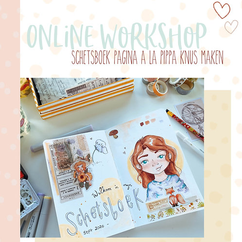 Mini cursus Journal pagina maken
