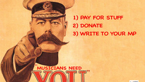 7 ways to support musicians