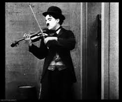 The Charlie Chaplin guide to violin playing