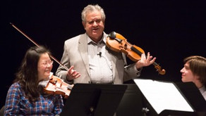 Shmuel Ashkenasi on the art of chamber music
