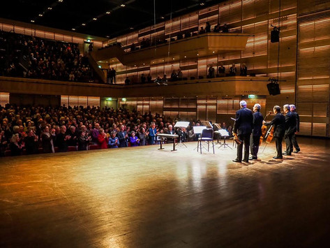 Can string quartets save the world?