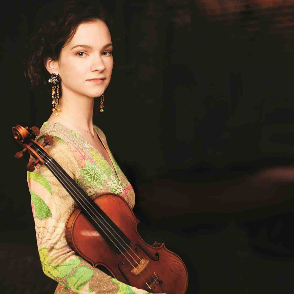 Hilary Hahn Credit Michael Patrick O'Leary