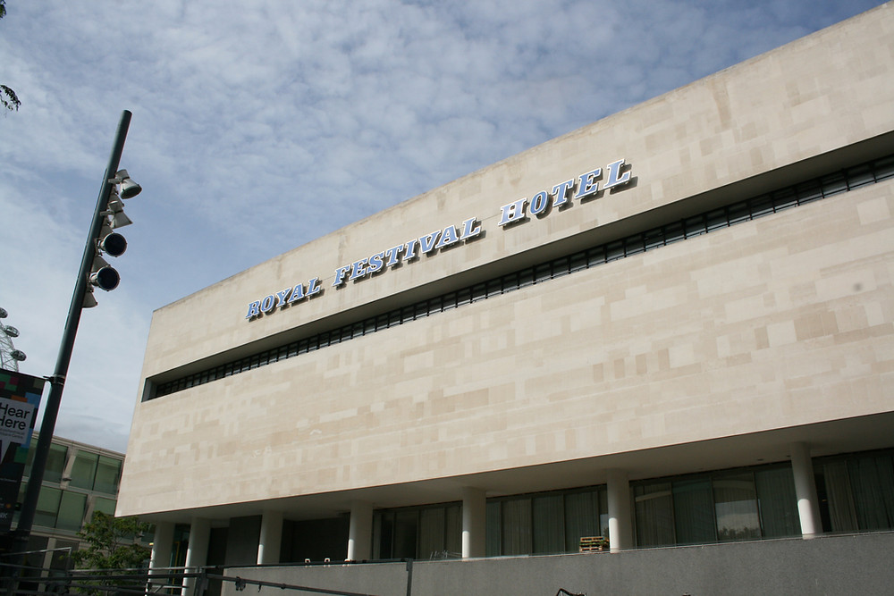 Royal Festival Hotel c.Ariane Todes