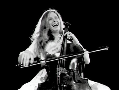 Jacqueline du Pré – a terrible premonition
