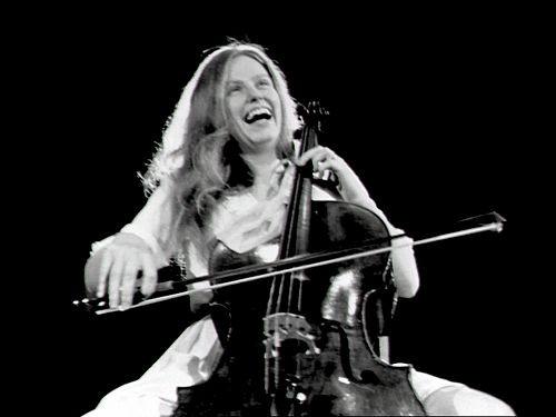 Cellist Jacqueline du Pre