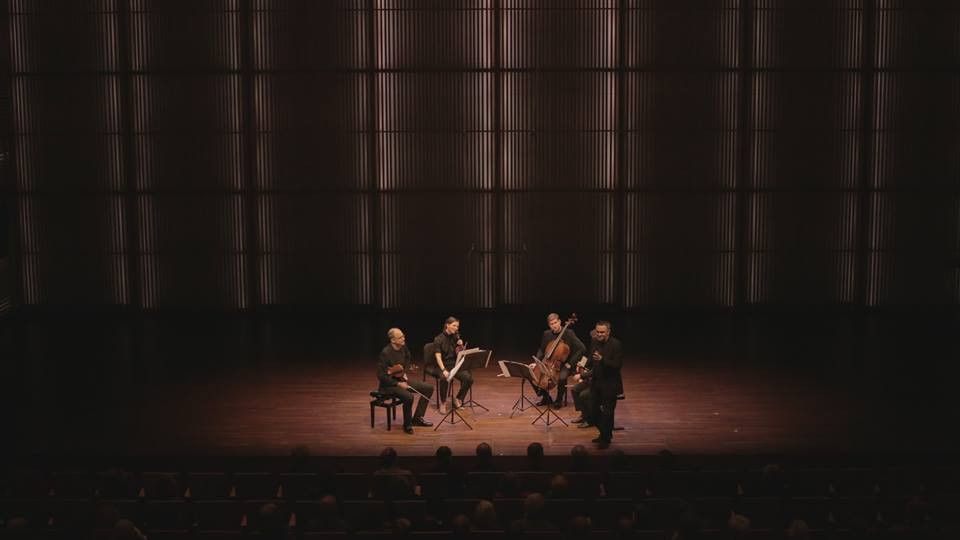 Jörg Widmann and Signum Quartet