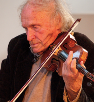 Happy Birthday, Ivry Gitlis!