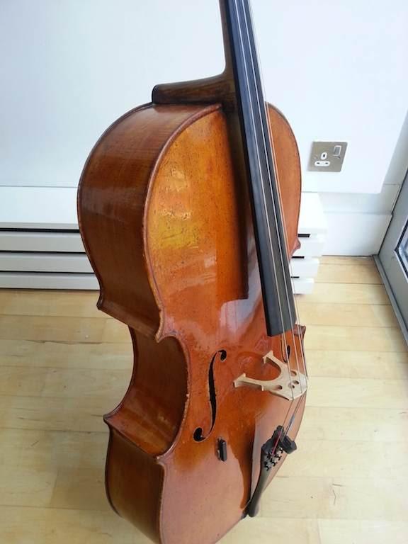 'Simpson' Guadagnini cello