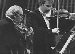 Isaac Stern on prodigies' pitfalls